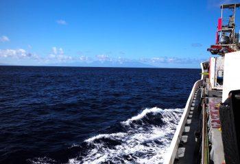 Tahiti en vue