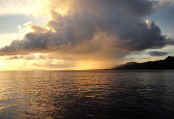 Lorsque la pluie et le Soleil se rencontrent